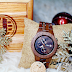 Keep him looking fashion fresh with Jord WoodWatches + 25% off