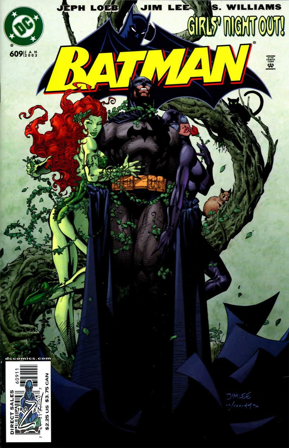 Read online Batman: Hush comic -  Issue #2 - 1