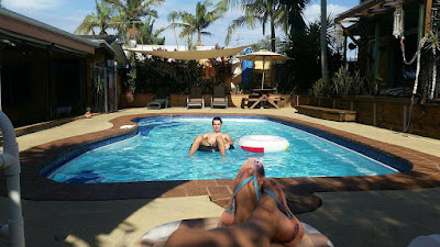 piscina ozzie pozzie hostel port macquarie