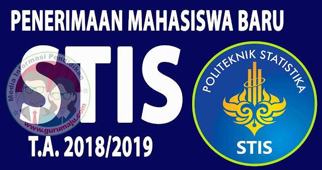 PENERIMAAN CALON MAHASISWA BARU POLITEKNIK STATISTIKA STIS 2018/2019 DIBUKA