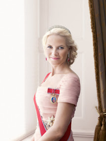 The Crown Princess of Norway is 44 today