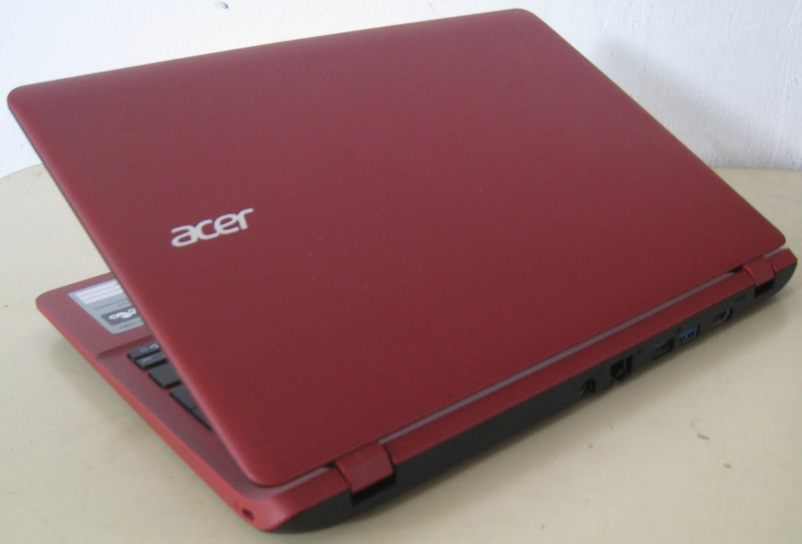 Acer Aspire Es1 131 Di Malang Jual Beli Laptop Kamera Bekas