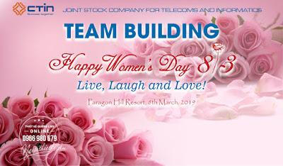 Backdrop ngày quốc tế phụ nữ 8 tháng 3