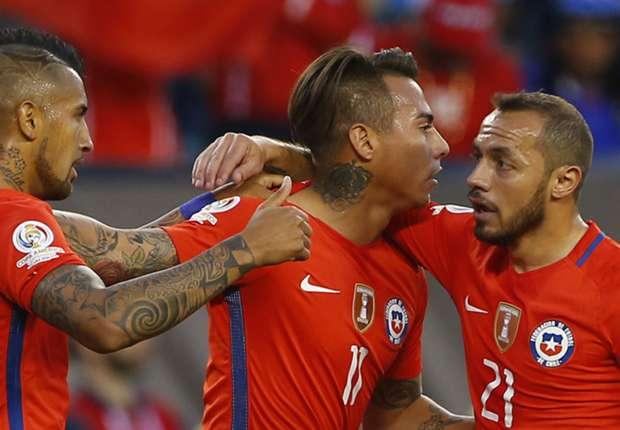 Chile Hancurkan Meksiko 7-0!