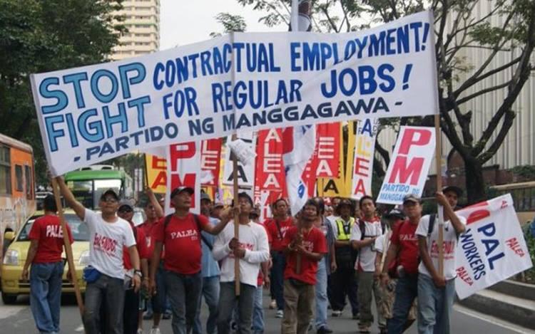 "Duterte vows to sign EO against ""endo"""
