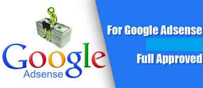 Kumpulan Cara Cepat Full Approve Google Adsense ++
