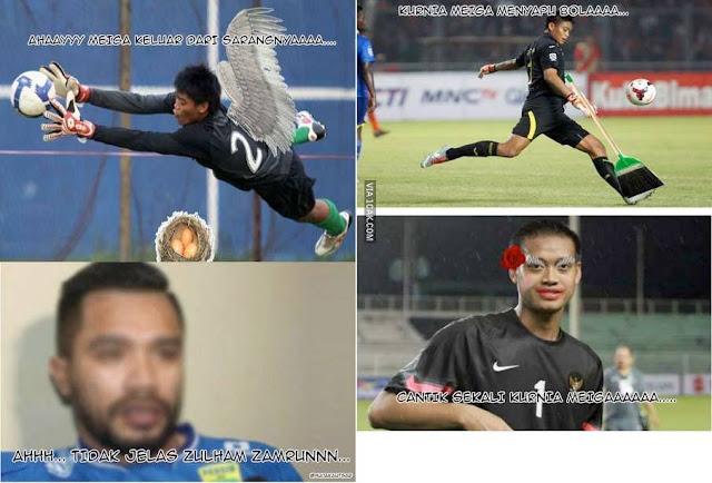 13 Komentar dari Bung Ahay di Pertandingan Indonesia vs Vietnam yang Bikin Bingung?