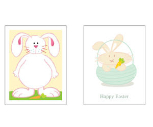 Image: Free Avery Easter Templates