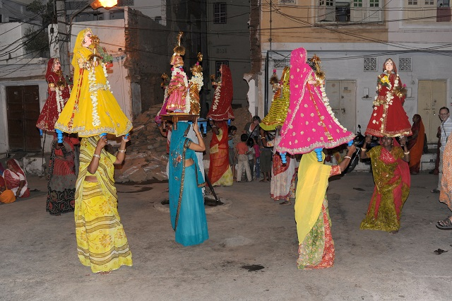 Gangaur festival - Things to do in Jodhpur