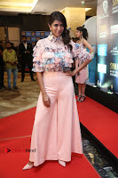 Actress Lakshmi Manchu Pos in Stylish Dress at SIIMA Short Film Awards 2017 .COM 0060.JPG