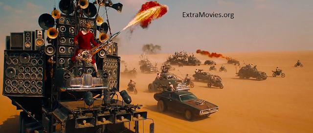 Mad Max Fury Road 2015 hindi dubbed bluray brrip