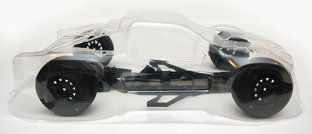 Pro-Line Pro-2 SC clear body