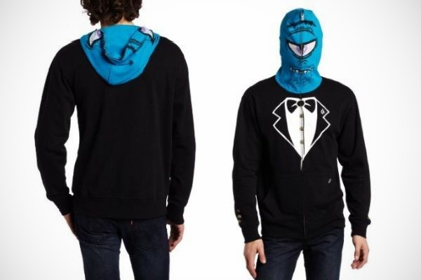 funny One Eyed Monster hoodie