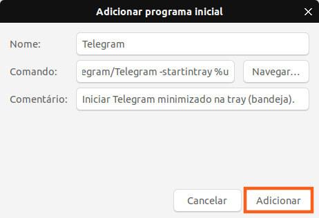 telegra-tray-gnome-ubuntu-passo2