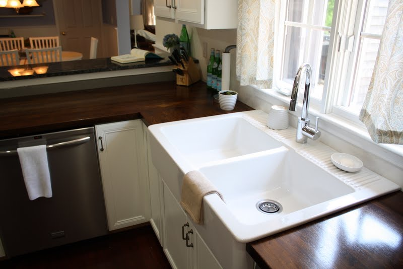 How To Stain Butcher Block Countertops The Stillwater Story