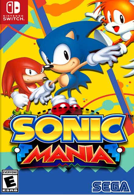 Detonado - Sonic Mania