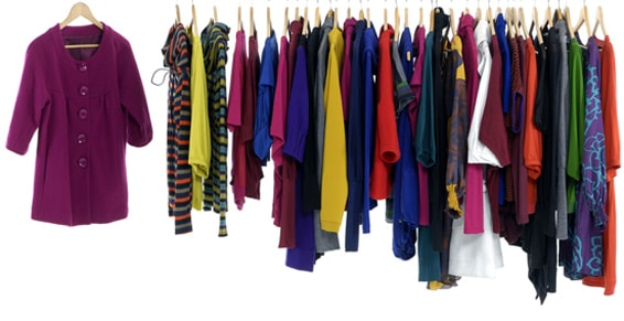 Dialogues en français dans une boutique de vêtements