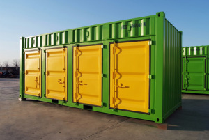 How to Start a Shipping Container Storage business Small Business