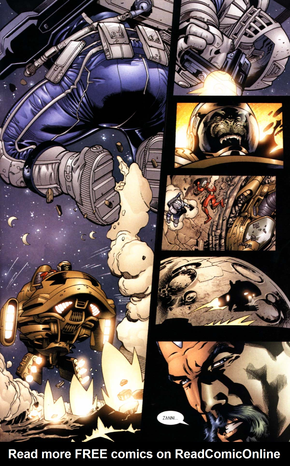 Read online Sigil (2000) comic -  Issue #21 - 13