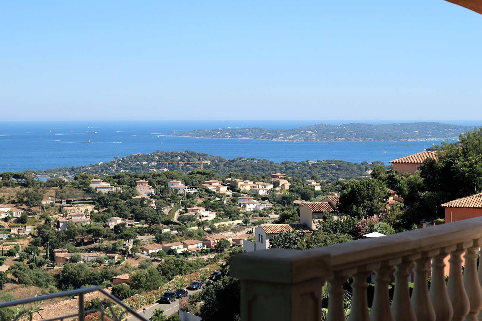 Luxury villa based in saint maxime