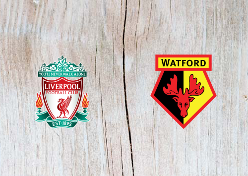 Liverpool vs Watford Full Match & Highlights 27 February 2019