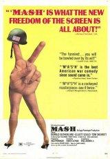 "Carátula del DVD: ""M.A.S.H."""