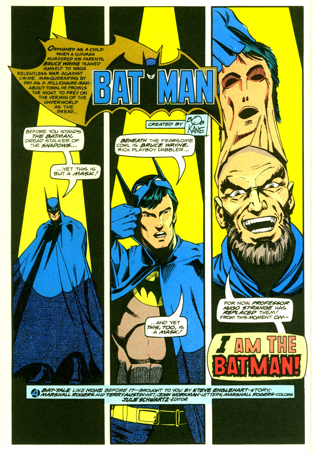Read online Shadow of the Batman comic -  Issue #2 - 21