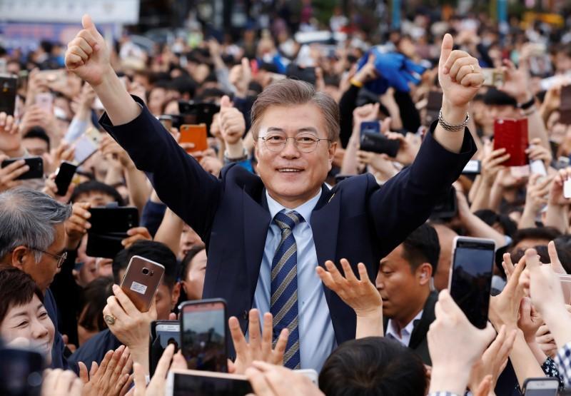 Moon Jae-in es el nuevo presidente de Corea del Sur