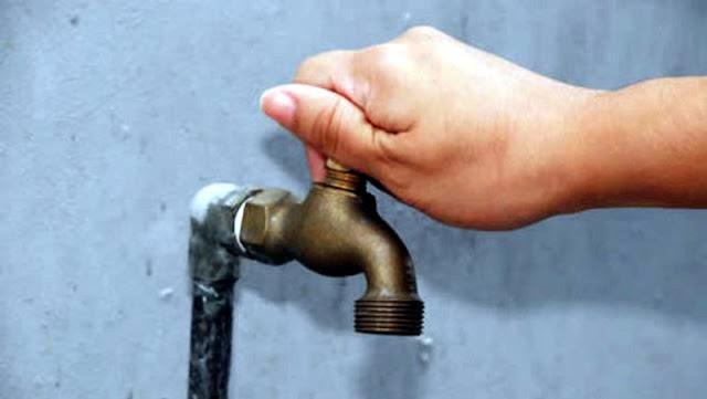 Cinco estados estarán sin agua durante tres días por labores de mantenimiento