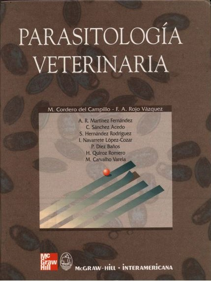 parasitologia veterinaria cordero del campillo