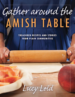 Review - Gather Around the Amish Table