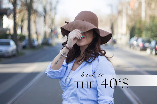 Back to the 40´s