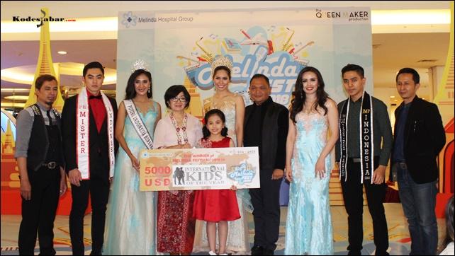Melinda Fest 2018, Ajang Pencarian Bakat Anak Indonesia Untuk Go Internasional