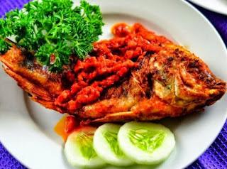 Resep Ikan Nila Sambal Plecing Mantab