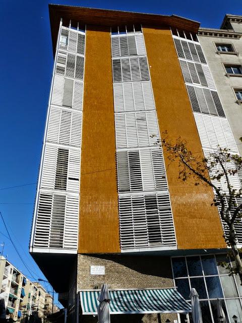 Casa de la Marina en Barcelona | José Antonio Coderch | Instituto Social de la Marina
