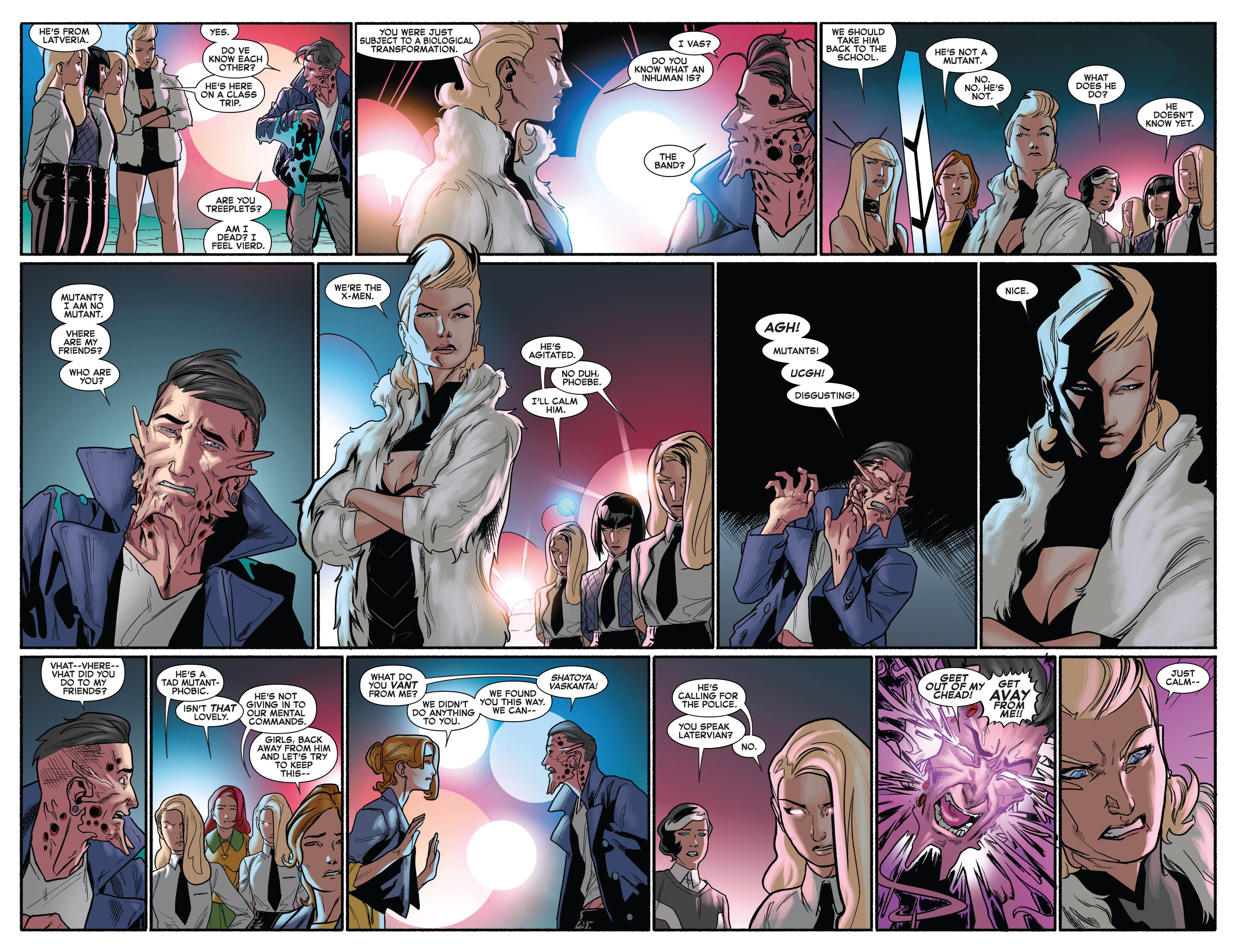 Read online Uncanny X-Men (2013) comic -  Issue #15 - 14