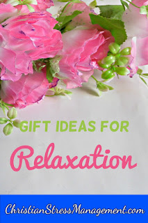 Gift ideas for relaxation