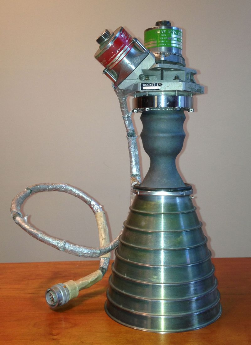 apollo spacecraft engine - photo #32