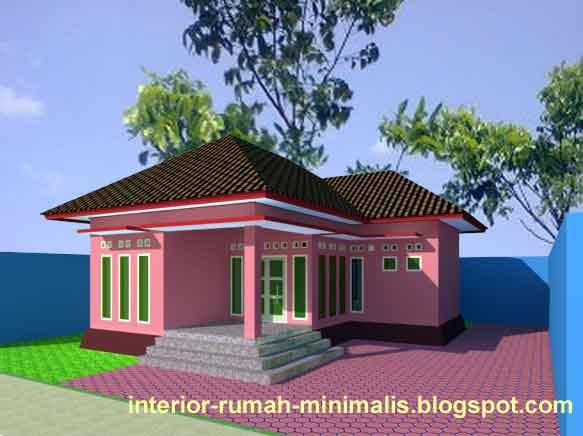Rumah Mungil Desain Rumah Minimalis Cantik Foto Gambar Rumah