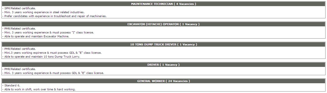 eVata Jobs: Vacancies - UNIMEKAR GROUP