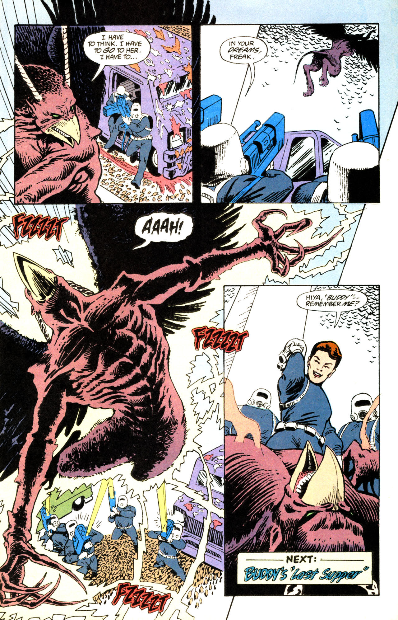 Read online Animal Man (1988) comic -  Issue #71 - 25