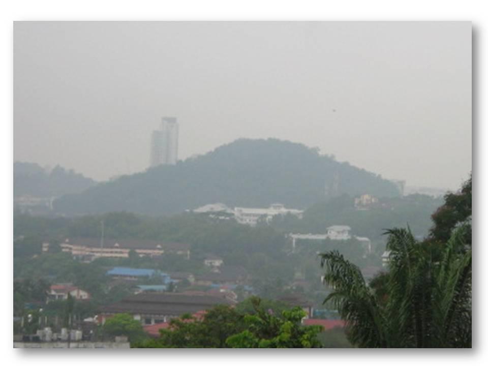 From Where I am         Kuala Lumpur: July 2013
