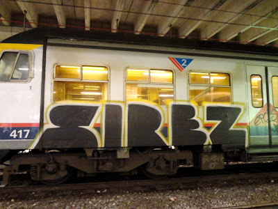 SIREZ graffiti