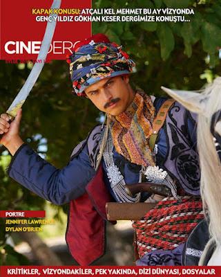 Cinedergi 106. Sayı (Eylül) - Atçalı Kel Mehmet