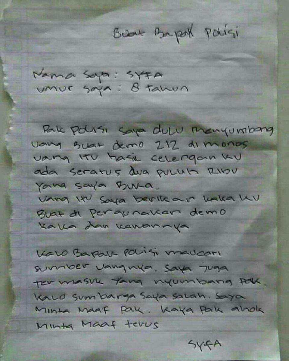 Surat Syifa