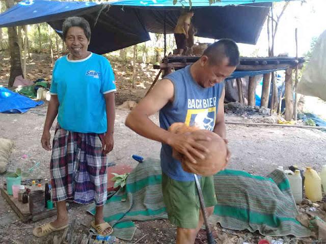 Ringankan Beban, Masyarakat Berat Lepas Satgas TMMD di Kepulauan Selayar