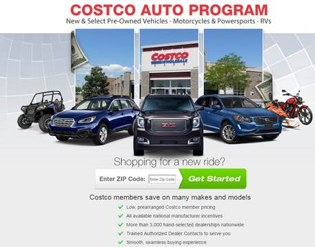 Costco Auto Program >> Earl Stewart On Cars Buy Your Next Car Through Costco