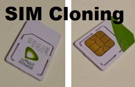 Etisalat SIM Clone
