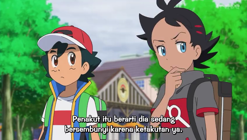 Pocket Monsters (2019) Episode 28 Subtitle Indonesia