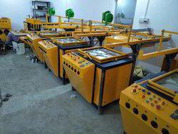 Paper Plate Making Machine: July 2018